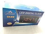 Часы электронные  Caixing CX-818, фото 4