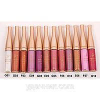 Блеск для губ FFLEUR Sparkling LIP Gloss LG402 «БРИЛЛИАНТОВАЯ РОССЫПЬ», color С. AB02-01, фото 1
