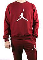 Мужская толстовка Jordan красная
