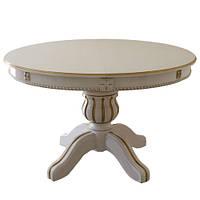 Стол деревянный элитный Богема (круглый)