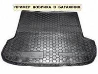 Коврики в багажник Авто коврики резиновые ворса для Ауди Audi