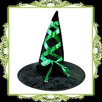 Шляпа ведьмы с лентой