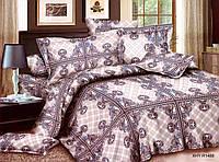 Двуспальный набор постельного белья 180*220 из Полиэстера №257 Черешенка™