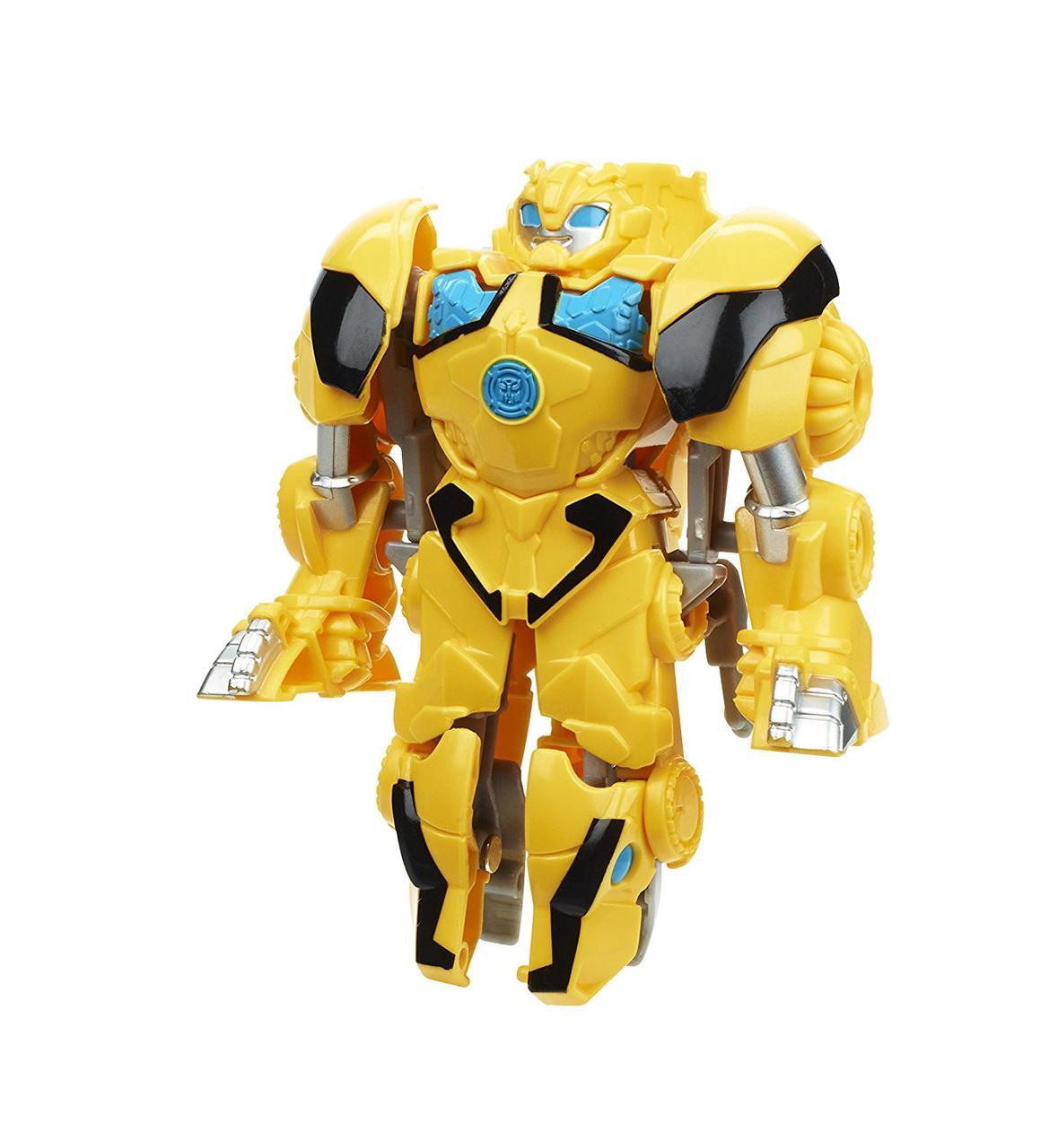 Трансформер - Playskool Heroes Transformers - Bumblebee (Бамблби) - Робот-динозавр