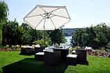 Зонт садовый и пляжный 350 см, фото 6