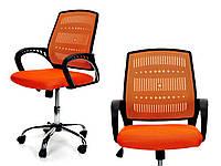 Кресло офисное LUCAROS CALVIANO + настенные часы