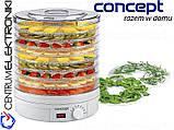 Сушилка для овощей и фруктов CONCEPT SO1020, фото 4