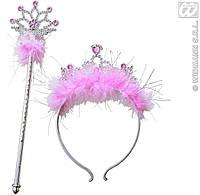Widmann 1924K - корона для принцессы, включая волшебную палочку