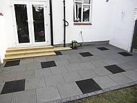 Резиновое напольное покрытие для террасы и балкона, фото 1