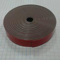 Скотч двусторонний красный 5м на 15мм 3М 36257z
