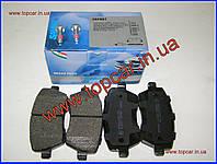 Тормозные колодки передние 117mm Renault Kango II 08- Samko Италия 5SP867