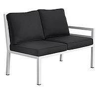 Каркас для боковой секции дивана из металла (левая)
