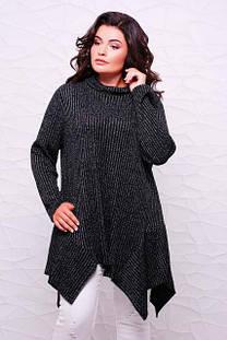 Туники, блузы, свитшоты больших размеров