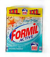 Стиральный порошок  Formil Activ  Ocean Breeze 6.5 кг (100 ст)