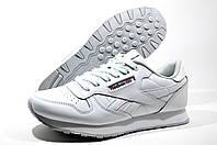 Женские кроссовки Reebok Classic Leather, Белые