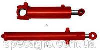 Гидроцилиндр подъема-опускания отвала бульдозера ДЗ-130 16 ГЦ 100.55