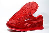 Кроссовки женские Reebok Classic Leather, Красные