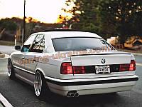 Бленда (Накладка на стекло) для BMW 5 E34 1988-1995
