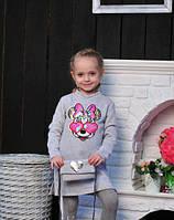 Очаровательное детское платье для модниц