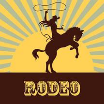 Фаллоимитатор Rodeo 19 вибратор на присоске с вращением, фото 3