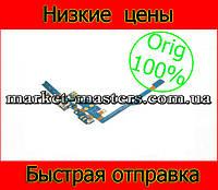 Нижняя плата LG P765/P760/P768 Optimus L9 с коннектором зарядки, микрофоном и кнопкой HOME оригинал