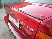 Спойлер (лип спойлер) М-дизайн для BMW 5 E34 1988-1997