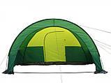 Туристическая палатка CAMPING 4-6 мест, фото 2