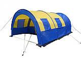 Туристическая палатка CAMPING 4-6 мест, фото 3