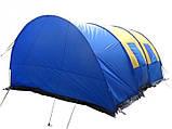 Туристическая палатка CAMPING 4-6 мест, фото 4