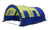 Туристическая палатка CAMPING 4-6 мест, фото 5