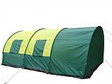 Туристическая палатка CAMPING 4-6 мест, фото 6
