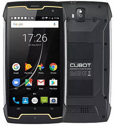Смартфон Cubot King Kong IP68 black 2/16 Gb