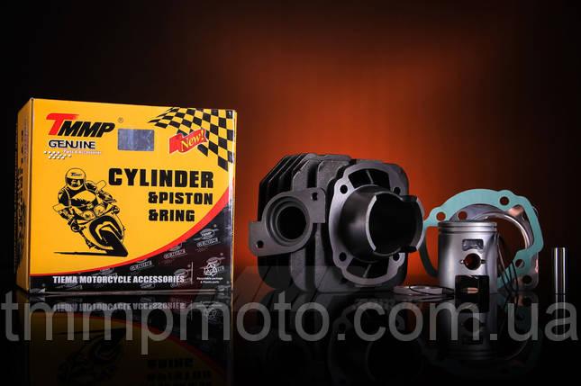 Цилиндр HONDA DIO-50см3 в сборе   TMMP d=39mm, фото 2