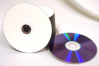 Диски DVD-R, DVD+R диски для видео записи принтовые 4,7Gb (Printable)