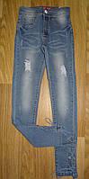 Джинсы для девочек оптом, Grace, 140-170 см,  № G80738, фото 1