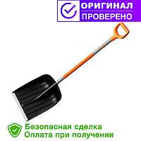 Лопата для уборки снега Fiskars 1003468/(141001) SnowXpert
