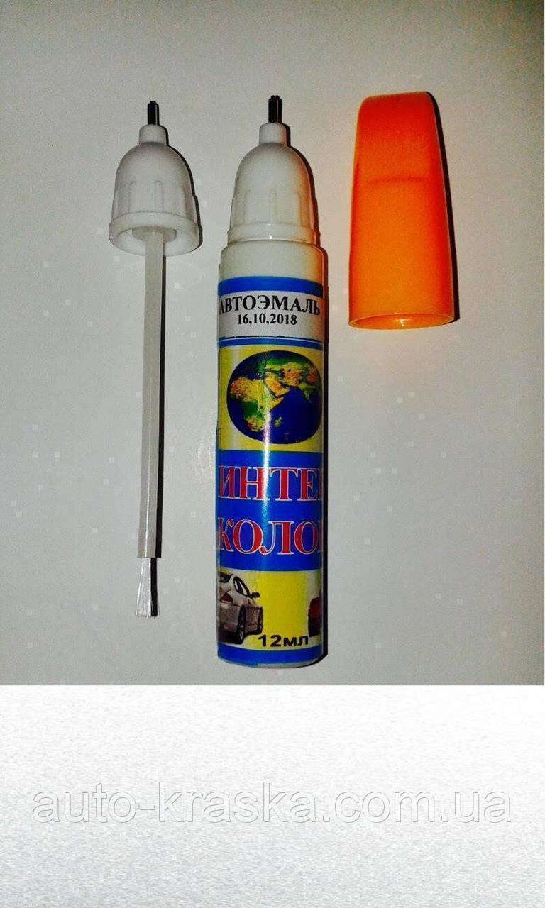 """""""2 в 1"""" 70201 СРІБНА. Реставраційний олівець-маркер."""