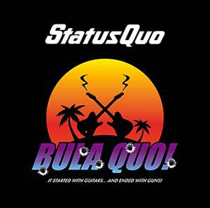CD- Диск. Status Quo - Bula Quo