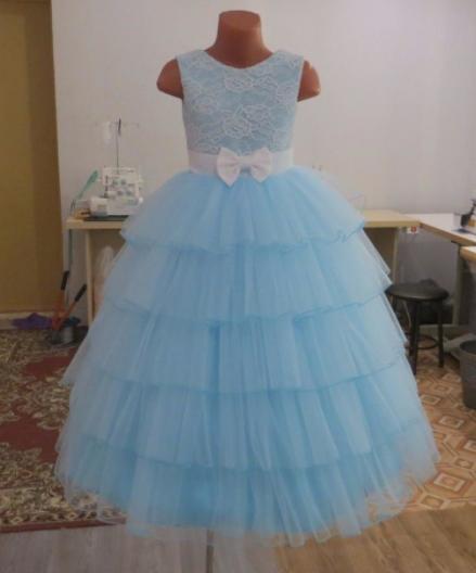 Дитяче плаття -Аста
