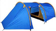 Туристическая палатка 4-х местная Coleman