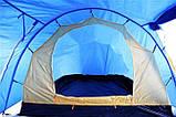 Туристическая палатка 4-х местная Coleman, фото 3