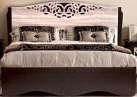 Кровать двуспальная 160 Гефест (Мастер Форм) 1760х2042х1000мм