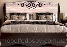 Ліжко двоспальне 180 Гефест (Майстер Форм) 1960х2042х1000мм
