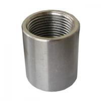 Муфта стальная прямая оцинкованная ГОСТ 8966-75