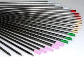 Вольфрамовые электроды WL20