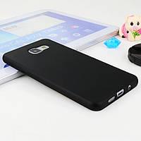 Силиконовый TPU чехол JOY для Samsung Galaxy A5 A510f 2016 черный