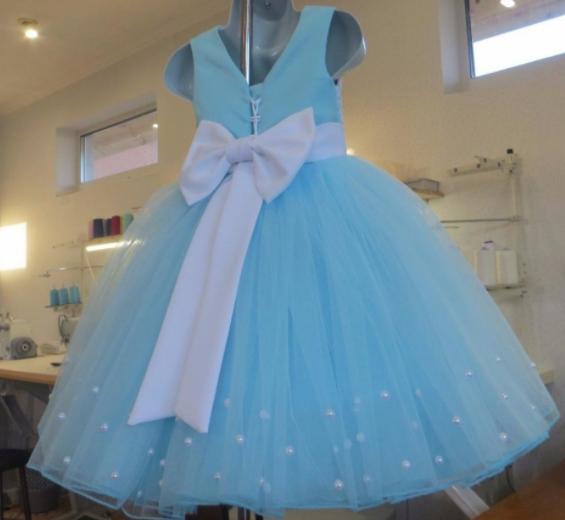 Детское платье  - Биргит