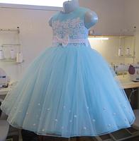 Детское платье  - Биргит, фото 2