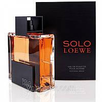Мужская туалетная вода Loewe Solo Loewe Homme (Соло Лоэв Хоум) - древесный, пряный аромат
