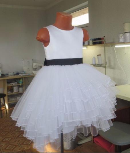 Детское платье  - Биргитта